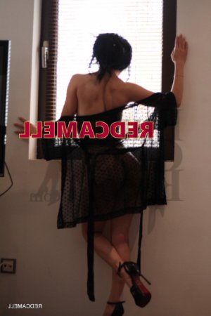 Thalina escort girl in Hartselle and happy ending massage