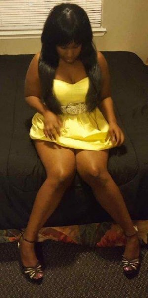Tessya thai massage in Southchase FL & call girl
