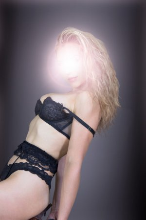 Lilou-rose nuru massage in Chaparral & call girl